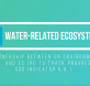 water related ecosystems