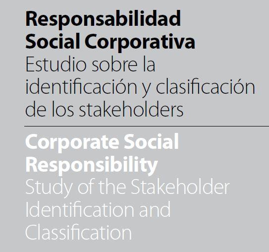 Estudio sobre la identificación y clasificación de los stakeholders