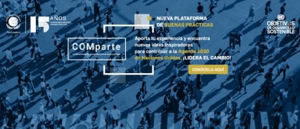 COMparte, plataforma de buenas prácticas en sostenibilidad de la Red Española del Pacto Mundial
