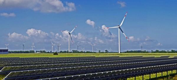Fotovoltaica y eólica