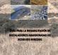 rehabilitacion instalaciones mineras