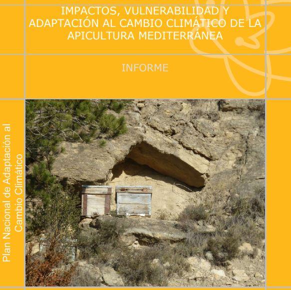 Impactos, vulnerabilidad y adaptación al cambio climático de la apicultura mediterránea