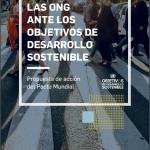Las ONGS ante los Objetivos de Desarrollo Sostenible