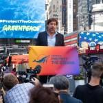 Javier Bardem pide a los líderes mundiales un Tratado Global de los Océanos