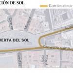 Madrid peatonalizará al completo la zona de Puerta del Sol