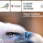 El buitre leonado en España. Población y método de censo