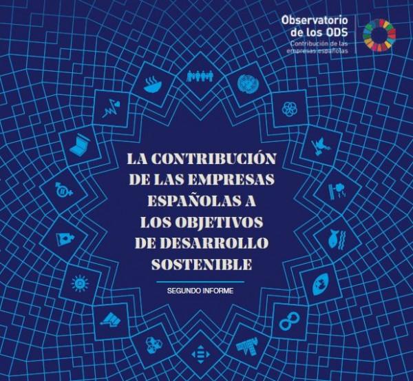 La contribución de las empresas españolas a los ODS. Segundo Informe