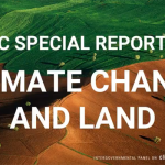 Informe especial IPCC: Climate change and land
