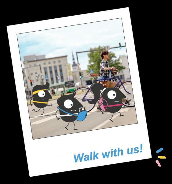 Camina con nosotros