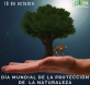 Día mundial protección naturaleza