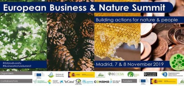 European Business and Nature Summit 2019