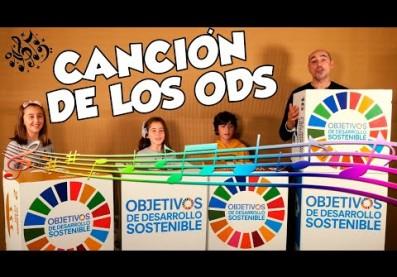 cancion ODS objetivos desarrollo sostenible