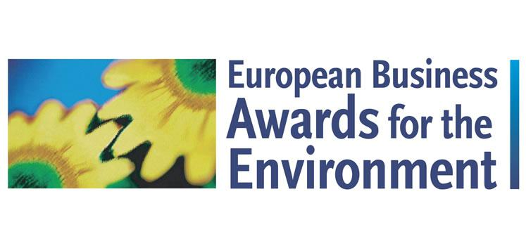 European Business awards enviroment