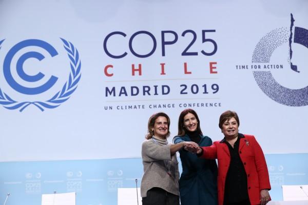 Cumbre del clima 2019 Madrid