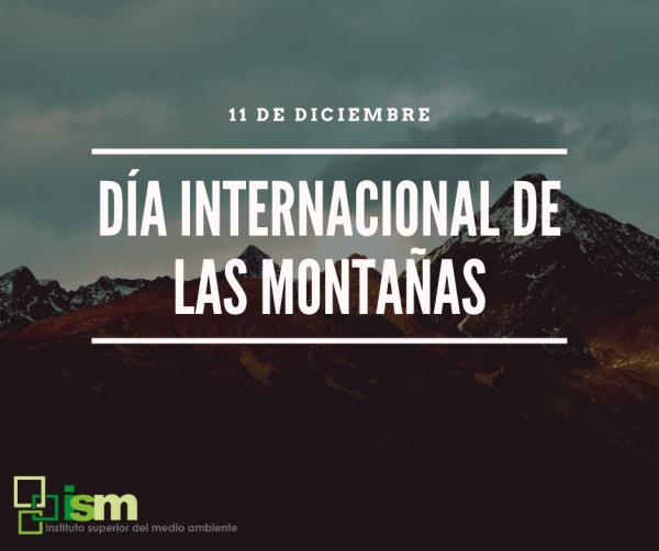 Día Internacional de las Montaña