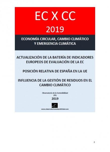 informe EC X CC 2019