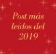 los post mas leidos del año