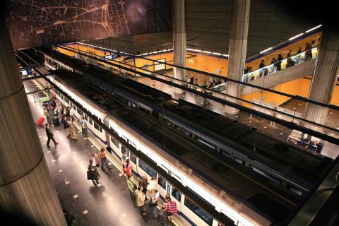 como llegar a la cumbre del clima 2019 en transporte publico