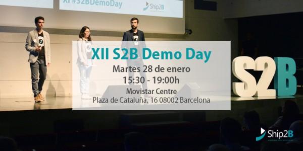 S2B demo day