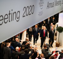 President Donald J. Trump, world economic forum