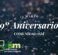 9 aniversario de la Comunidad ISM
