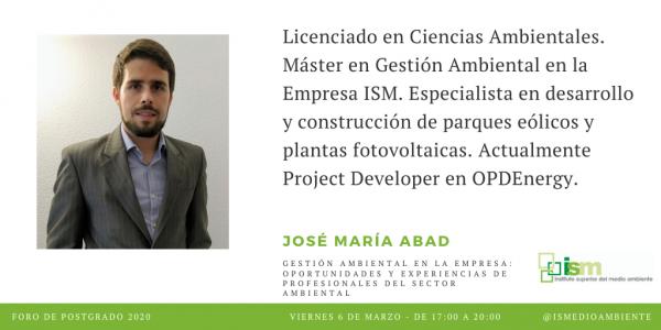 Jose María Abad