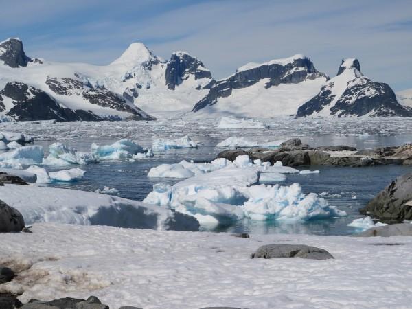 antártida temperatura record