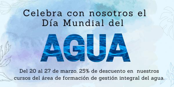 dia mundial del agua promo