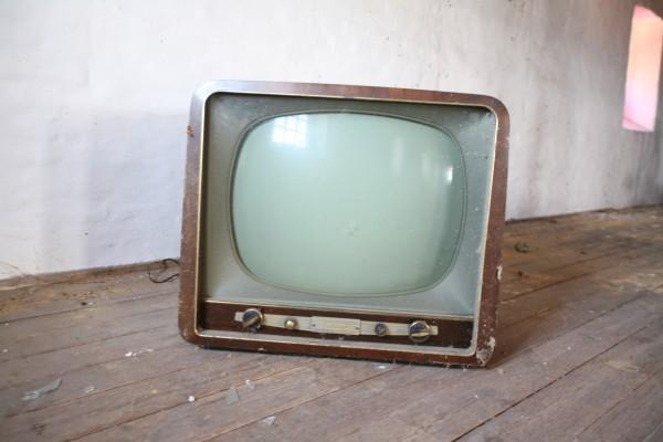 residuo televisión