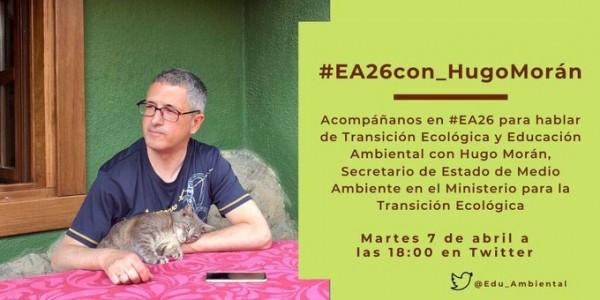 #EA26 hugo moran