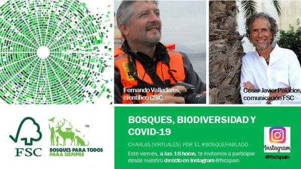 FSC bosque hablado