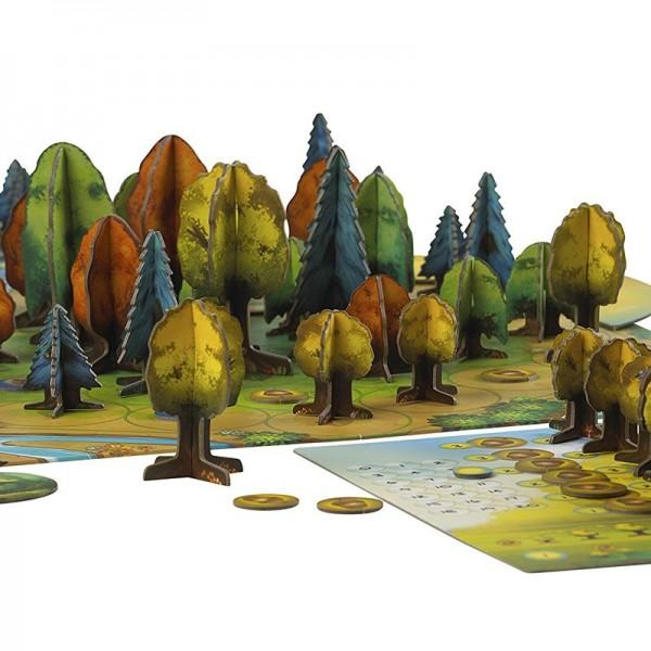juegos de mesa ambientales