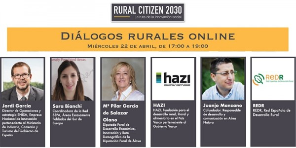 rural citizen ponentes