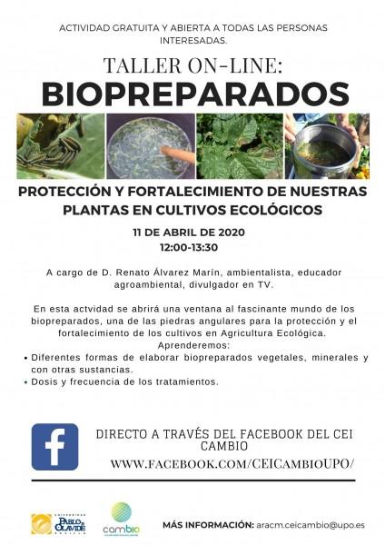 taller online biopreparados