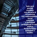 Turismo + Covid-19 = Hacia un cambio inexcusable