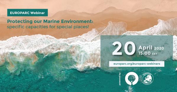 webinar protección marina