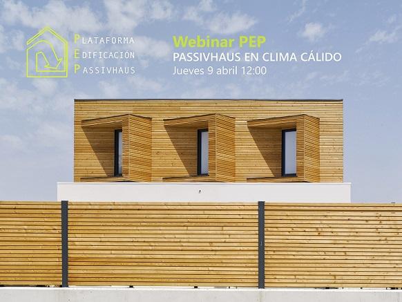 webinar passive house