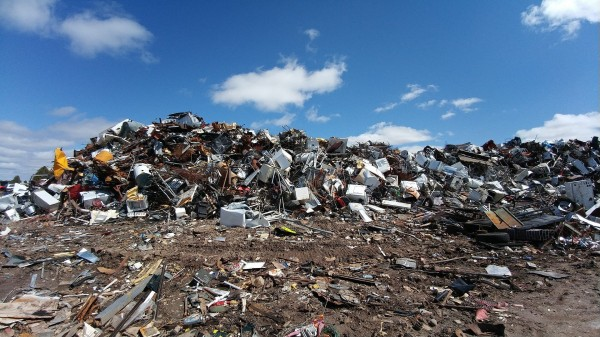 evolución mundial del reciclaje
