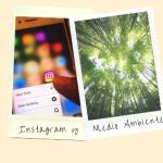 Creadores de contenido ambiental en internet: Instagram