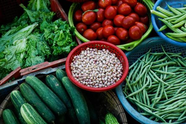 verduras y hortalizas mayo