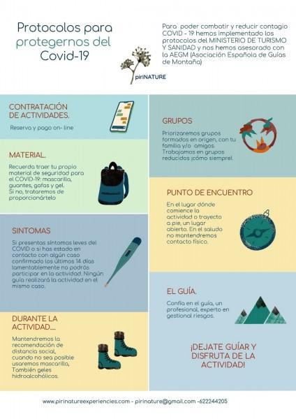 Infografía sobre prevención del COVID-19