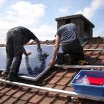 Un millón de tejados solares podrían dar luz a 7,5 millones de personas en 5 años