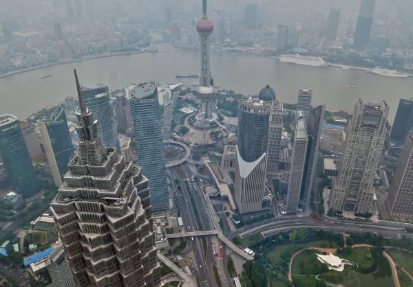 shanghai contaminación