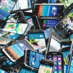 ¿Cómo se gestiona un teléfono móvil cuando se convierte en residuo?