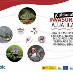 Guía de las Especies Exóticas Invasoras de los ríos, lagos y estuarios de la península ibérica