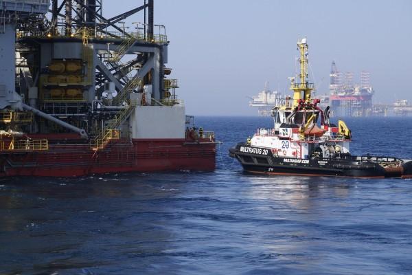 plataforma petrolifera