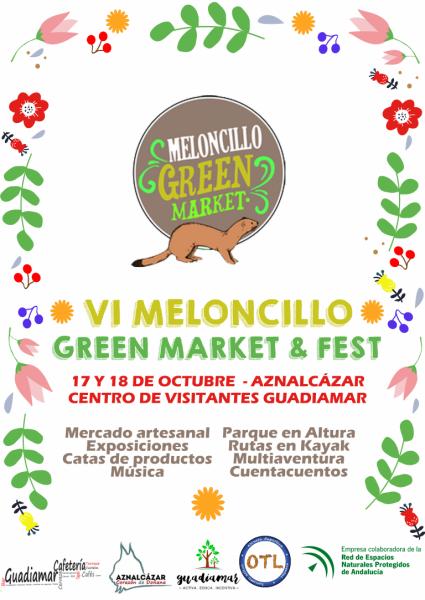 Meloncillo green market