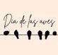 dia de las aves