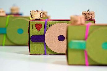 EcoCam Fotografía Reciclada