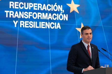 Plan de Recuperación, Transformación y Resiliencia de la Economía español